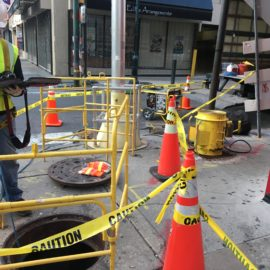 Veolia Energy Philadelphia – Manhole Insulation Upgrades