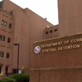 Central Detention Facility Insulation Upgrades